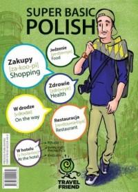 Travelfriend. Super Basic Polish - okładka podręcznika