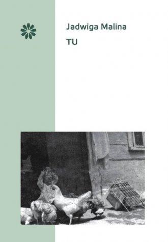 Tu - okładka książki