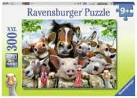 Uśmiechnij się (puzzle 300-elem.) - zdjęcie zabawki, gry