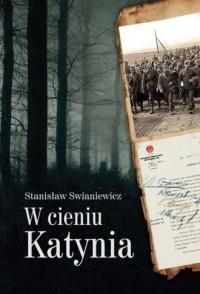 W cieniu Katynia - okładka książki