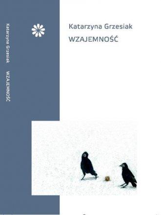 Wzajemność - okładka książki