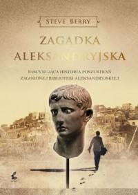 Zagadka aleksandryjska - okładka książki