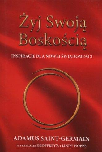 Żyj Swoją Boskością - okładka książki