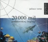 20000 mil podmorskiej żeglugi - pudełko audiobooku