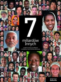 7 miliardów innych - okładka książki