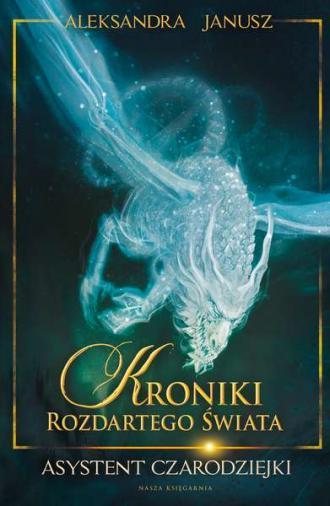 Asystent czarodziejki - okładka książki