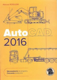 AutoCAD 2016 - okładka książki