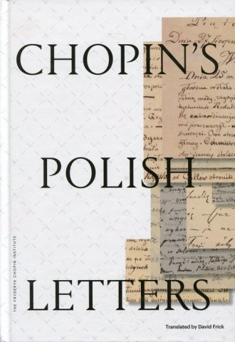 Chopins Polish Letters - okładka książki