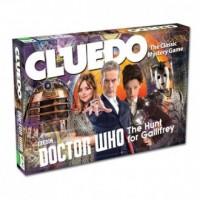 Cluedo. Dr Who - zdjęcie zabawki, gry