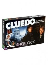 Cluedo. Sherlock Game - zdjęcie zabawki, gry