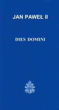 Dies Domini - okładka książki