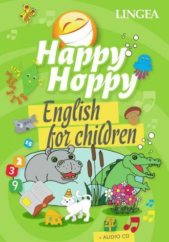 English for children Angielski - pudełko audiobooku