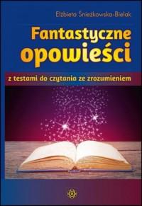 Fantastyczne opowieści z testami - okładka książki