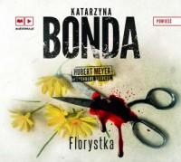Florystka - pudełko audiobooku