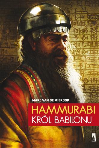 Hammurabi, król Babilonu - okładka książki