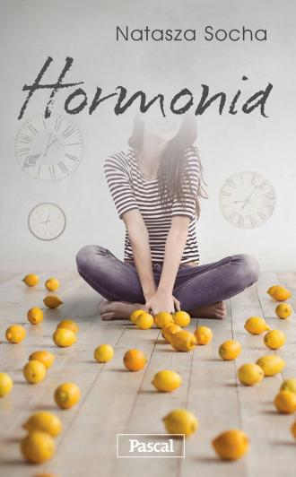Hormonia - okładka książki