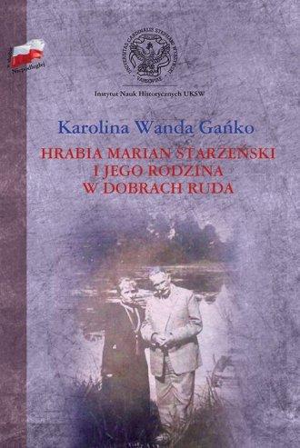 Hrabia Marian Starzeński i jego - okładka książki