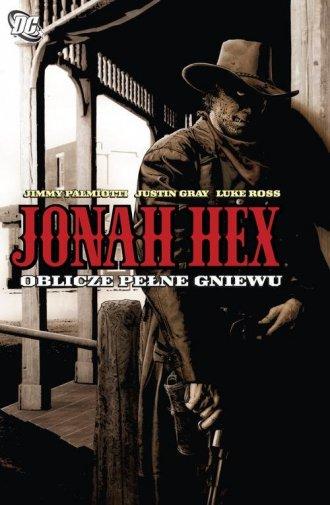 Jonah Hex. Tom 1. Oblicze pełne - okładka książki