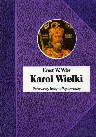 Karol Wielki - okładka książki