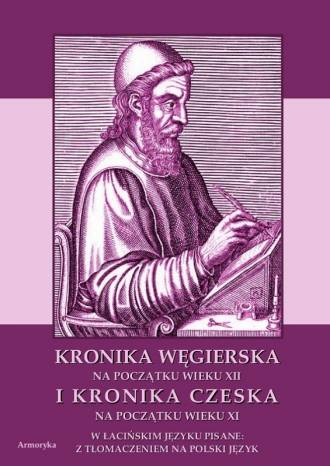 Kronika Węgierska na początku wieku - okładka książki