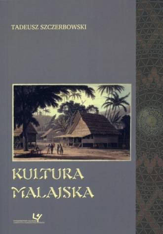 Kultura malajska - okładka książki