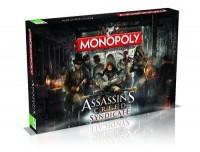 Monopoly. Assassins Creed. Syndicate - zdjęcie zabawki, gry