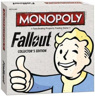 Monopoly. Fallout. Collectors Edition - zdjęcie zabawki, gry
