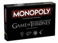 Monopoly. Game of Thrones. Deluxe - zdjęcie zabawki, gry