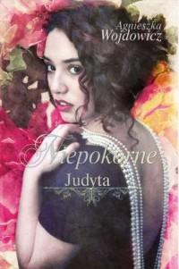 Niepokorne Judyta - okładka książki