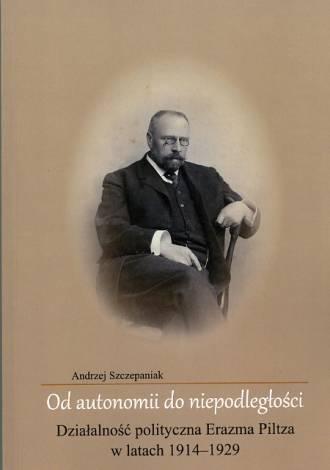 Od autonomii do niepodległości. - okładka książki
