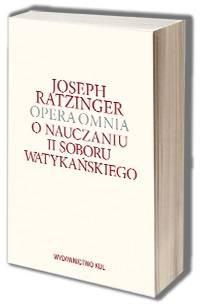 Opera omnia. Tom VII-1. O nauczaniu - okładka książki