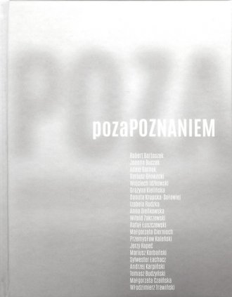 PozaPoznaniem - okładka książki