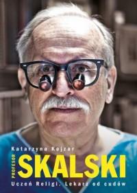 Profesor Janusz Skalski - okładka książki