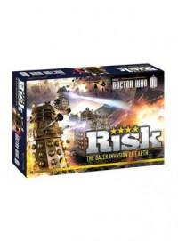 Risk. Dr Who - zdjęcie zabawki, gry