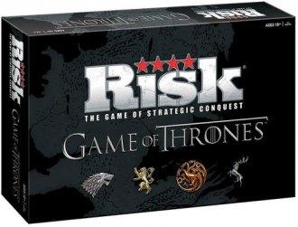 Risk. Game of Thrones. Deluxe - zdjęcie zabawki, gry