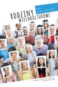 Rodziny wielokulturowe - okładka książki