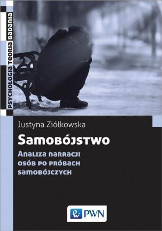 Samobójstwo. Analiza narracji osób - okładka książki
