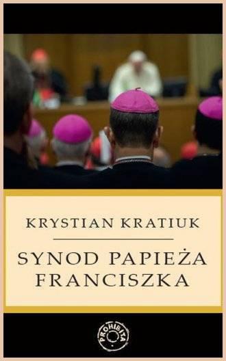 Synod papieża Franciszka - okładka książki