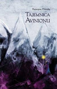 Tajemnica Avinionu - okładka książki