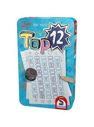 Top 12 w metalowej puszce - zdjęcie zabawki, gry
