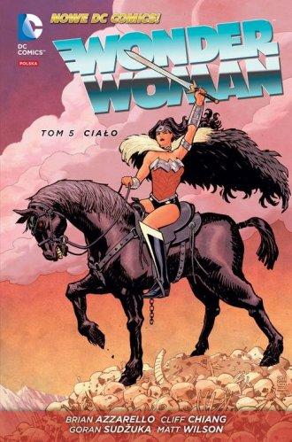 Wonder Woman. Ciało. Tom 5 - okładka książki