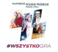 Wszystko gra. Najpiękniejsze polskie - okładka płyty