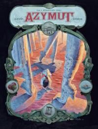 Azymut. Tom 3. Antropotamy Nihilu - okładka książki