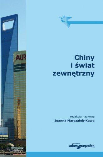 Chiny i świat zewnętrzny - okładka książki