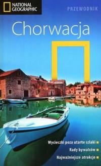 Chorwacja. Przewodnik National - okładka książki