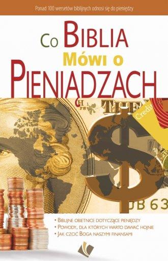Co Biblia mówi o pieniądzach - okładka książki