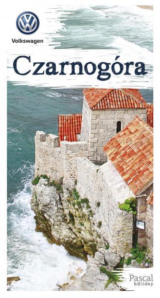 Czarnogóra. Pascal holiday - okładka książki