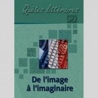 De Limage a Limaginaire - okładka książki