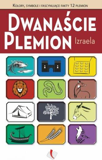 Dwanaście plemion Izraela - okładka książki