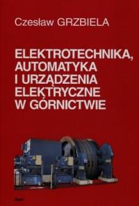 Elektrotechnika, automatyka i urządzenia - okładka książki